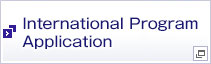 2015-2016 International Program Application