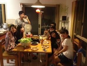 Sayaka_Chinese friends