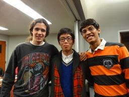 Ryo roommates