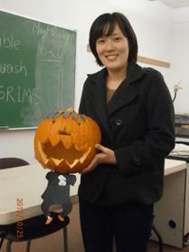 Tae Pumpkin