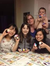 Yuki Hostfamily