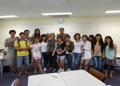 Miki classmates