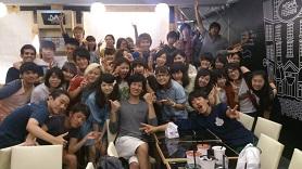 Tomoki birhday party