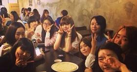 美穂 with friends
