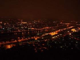 トリア夜景