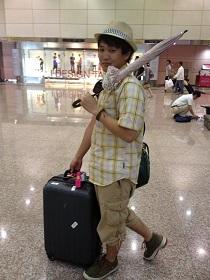 Yuki Takai airport