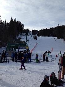 Fumina Canadaスキー場