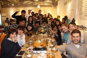 Masahide birthday party