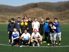 Masahide soccer