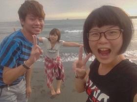 Yuna beach