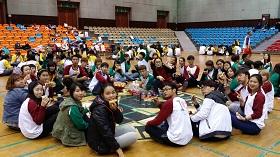 Madoka sports event