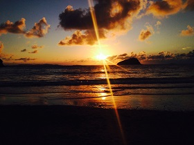 Kasumi sunrise