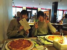 Ayuka Y_Pizza