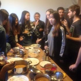 日本食パーティー