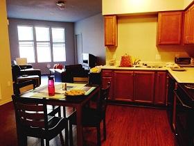 Ikumi kitchen