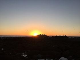 Ikumi sunset