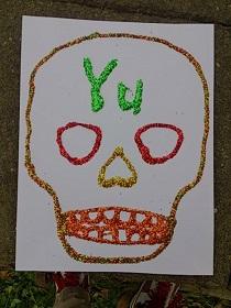 Yu skull2