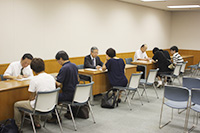 平成29年度 教育懇談会の様子