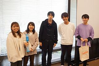 すいすいくん賞チーム「松竹梅」