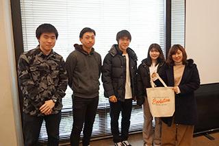 NATS賞チーム「おかT」