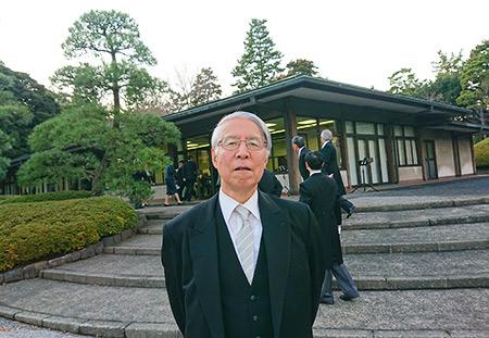 多賀敏行教授