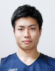 合田怜 選手