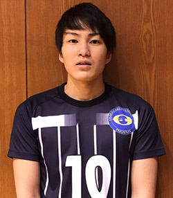 東田将太選手