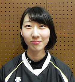 川崎海姫選手選手